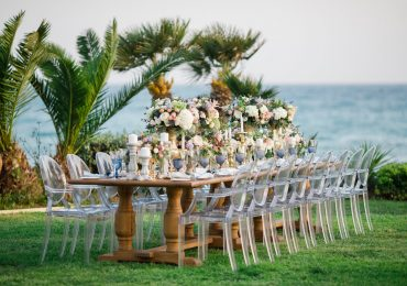 Luxury Wedding By the Sea