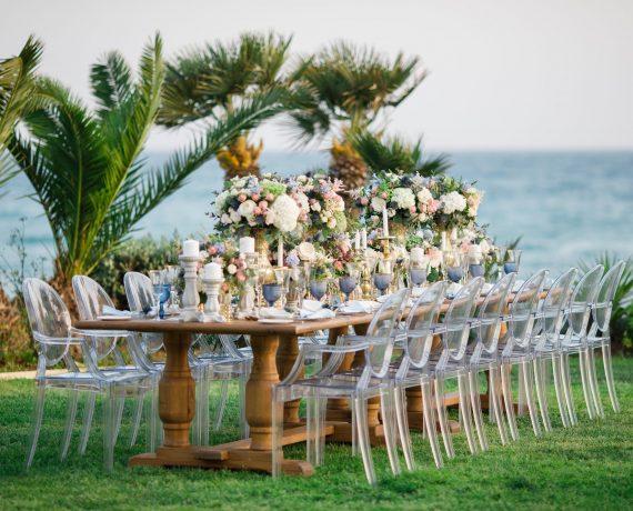 Luxury Wedding By the Sea